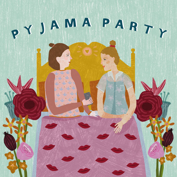 17. Pyjama Party Podcast - Boncolor