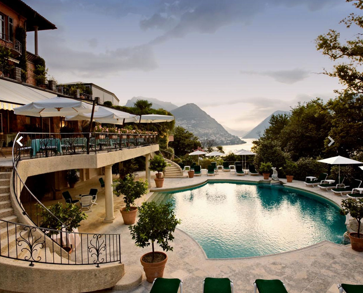 Hotel Leopoldo, Switzerland
