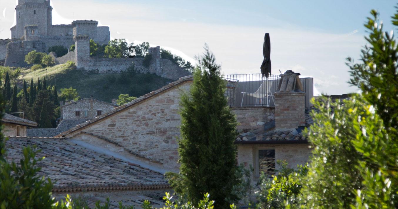 Hotel Nun, Assisi