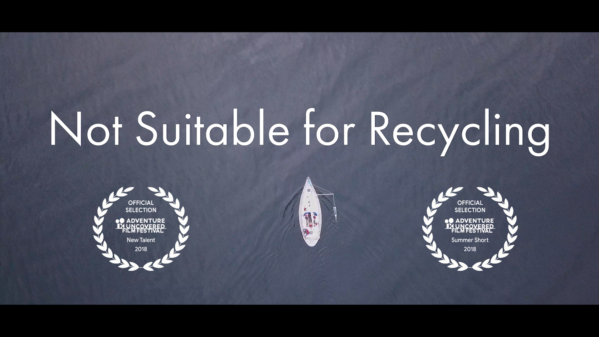 Sail Britain: Not Suitable for Recycling