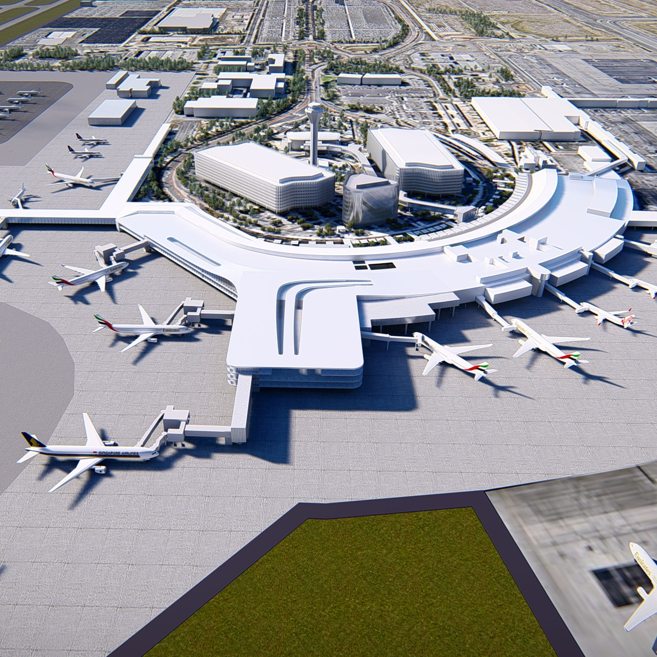 PERTH AIRPORTT1 EXPANSION -