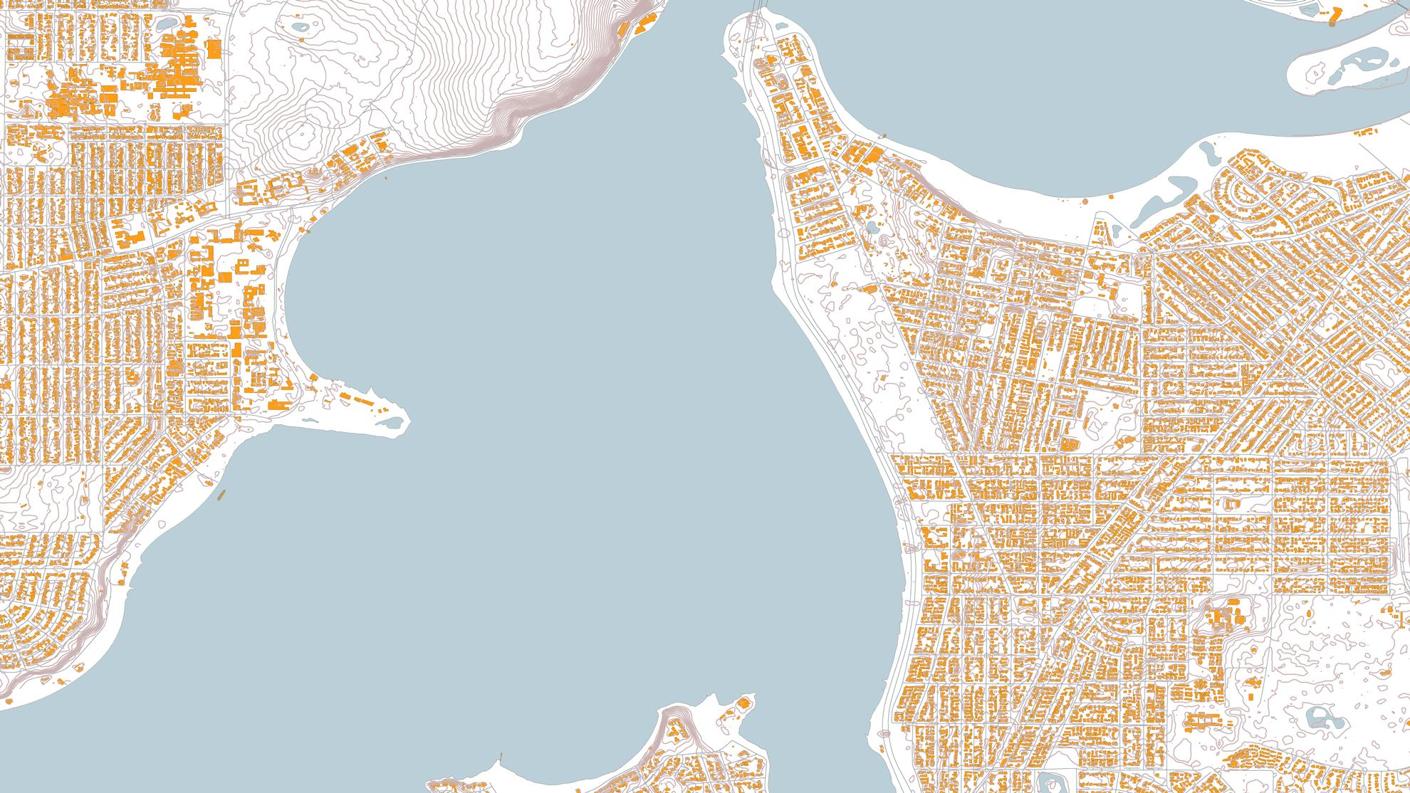 [Figure: Snapshot of GIS data]