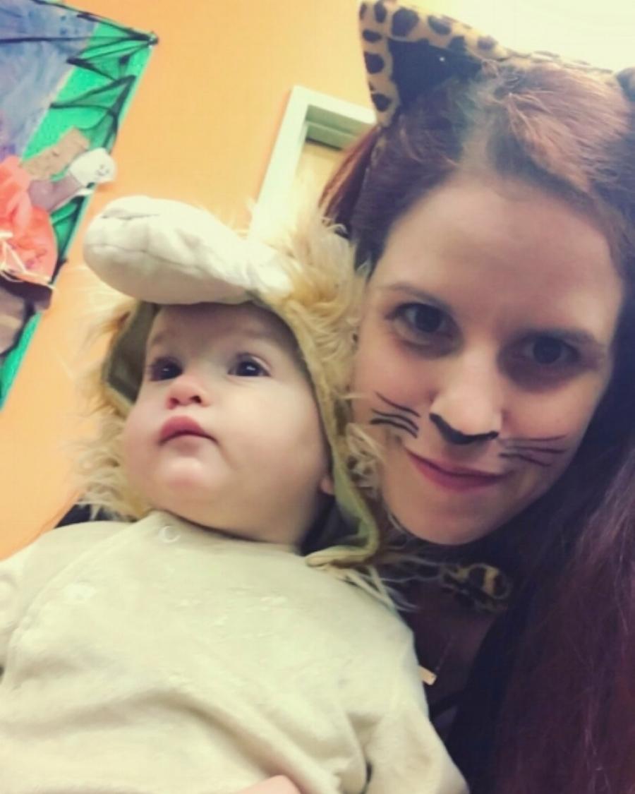 Lion and a Leopard!