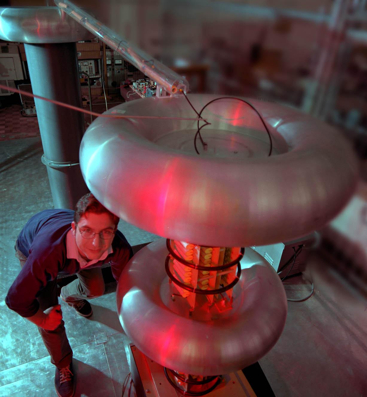 High Voltage Lab