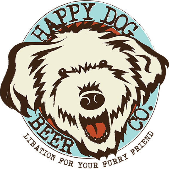 "Happy Dog BEER Co. - Hand-crafted ""beer"" for dogs & cats. Locally sourced bones for a healthy ""broth""y brew. Full of goodness and nutrition for your canine or feline friends.(see below for gourmet pet treats)"