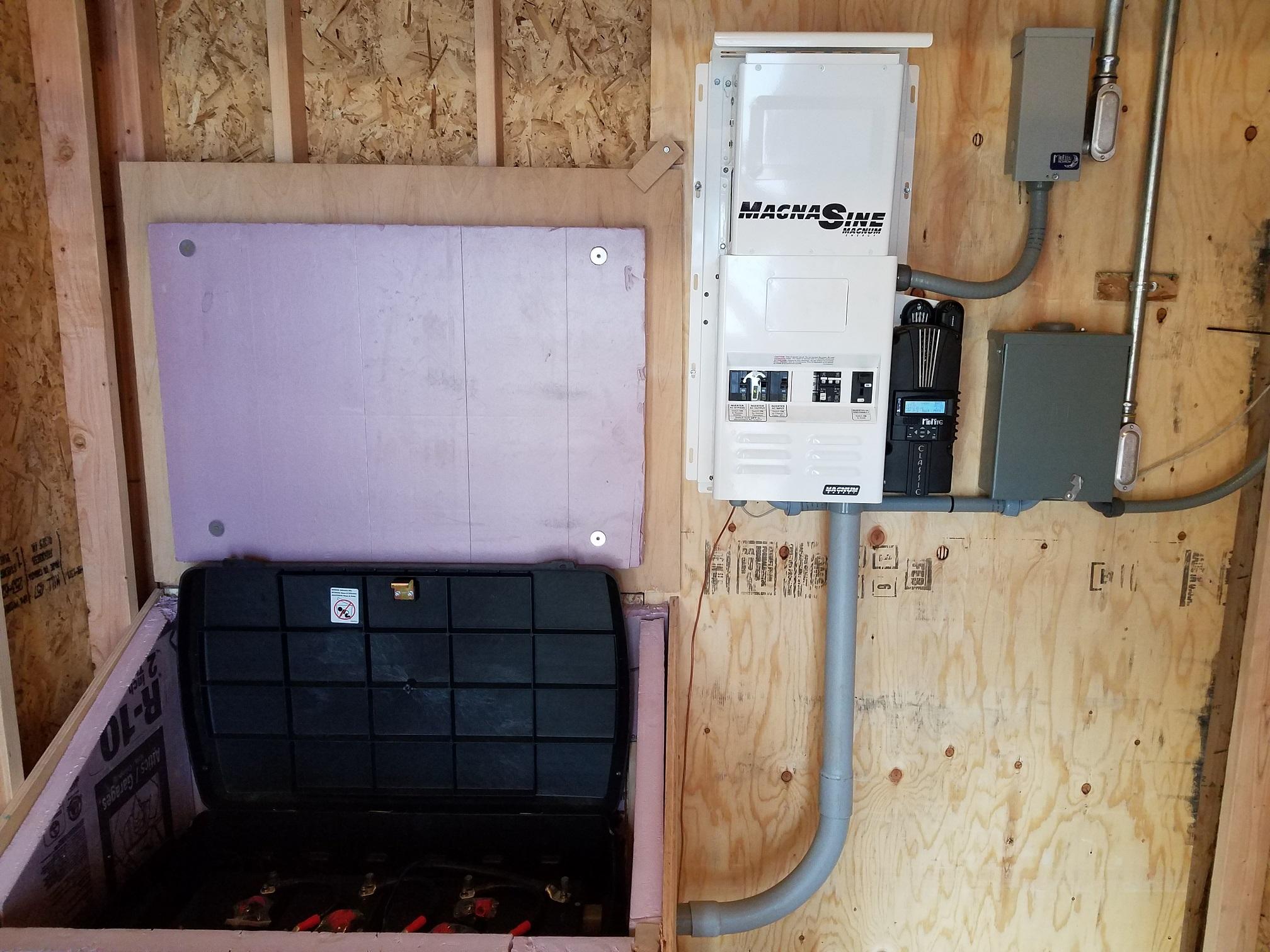 Off-Grid System near Durango, CO