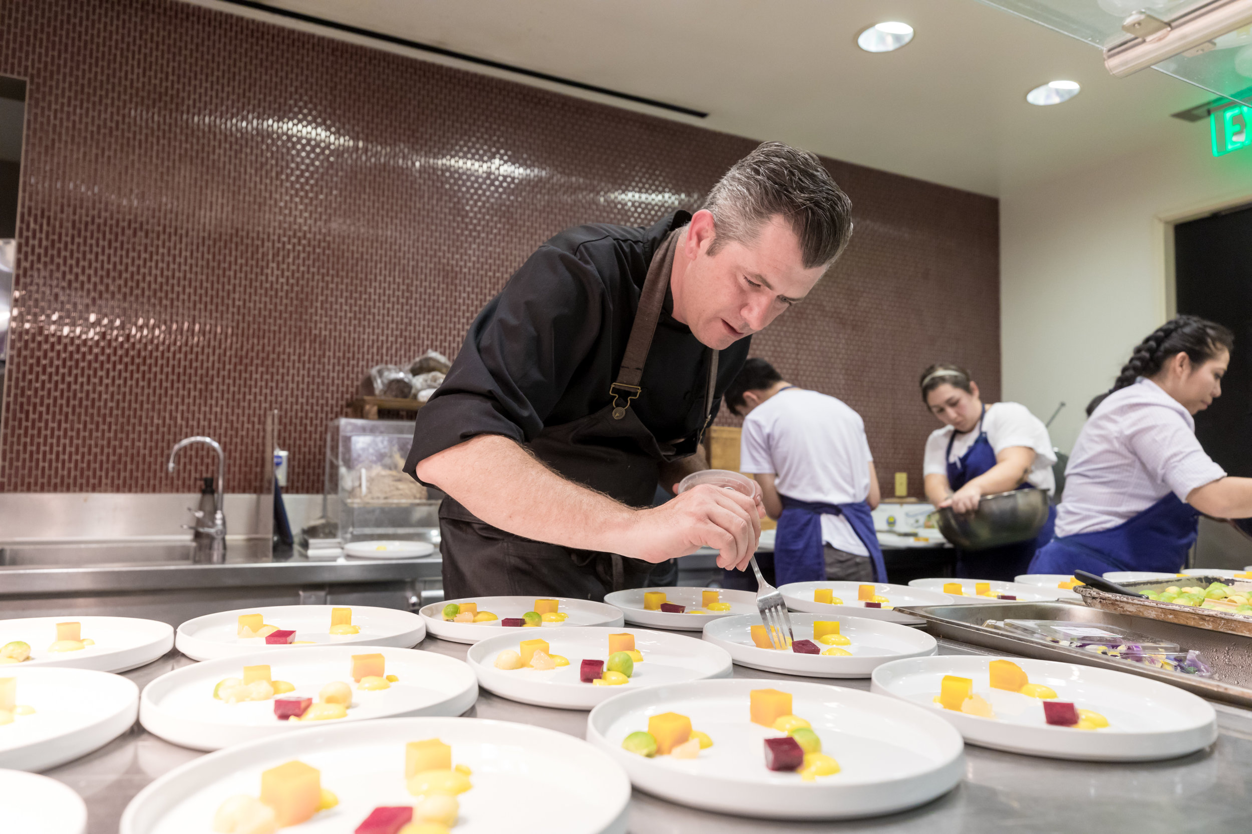 Chef Rob Turner
