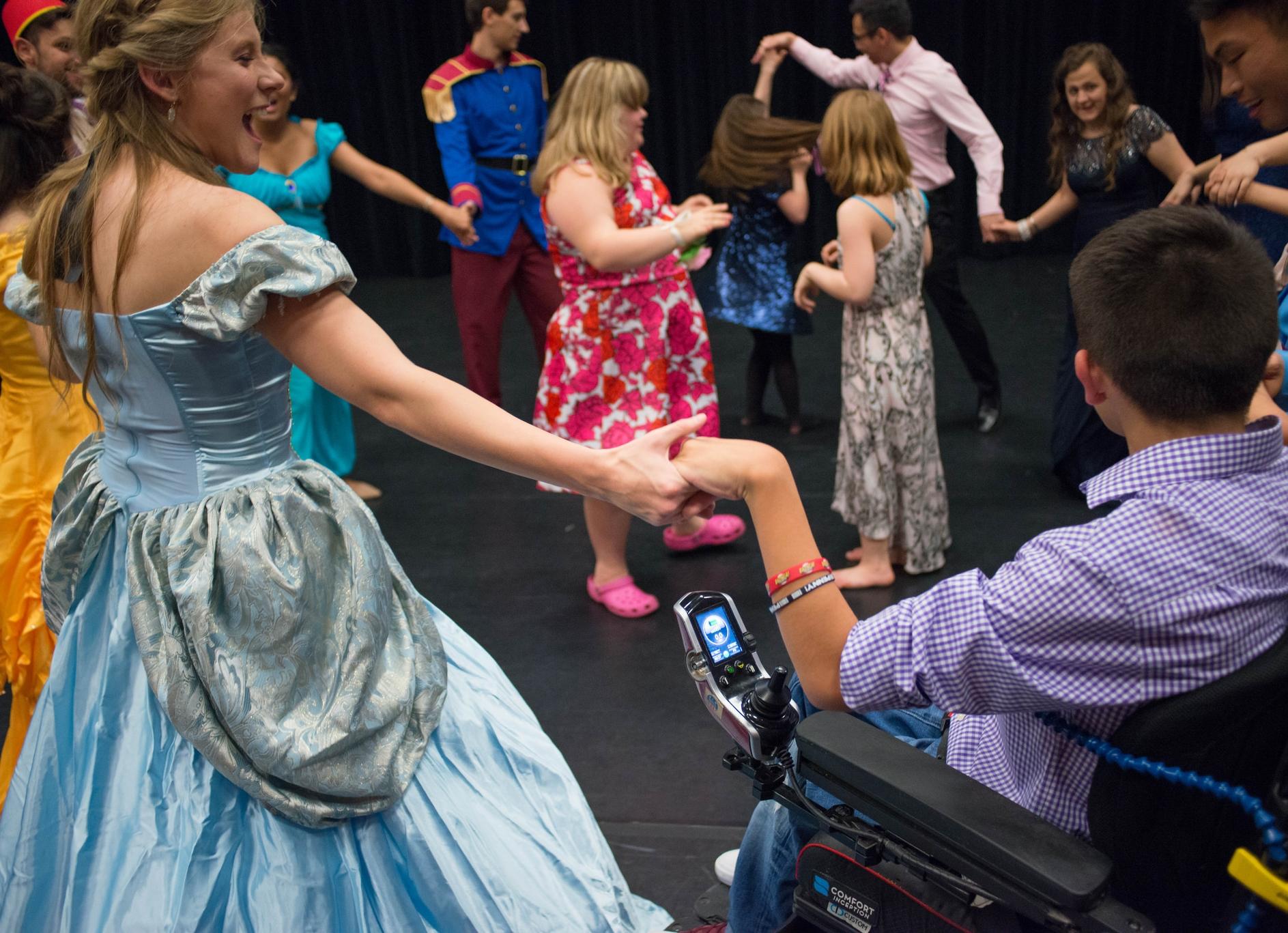 Pilot program for annual CBI Dance - for Austin Independent School District