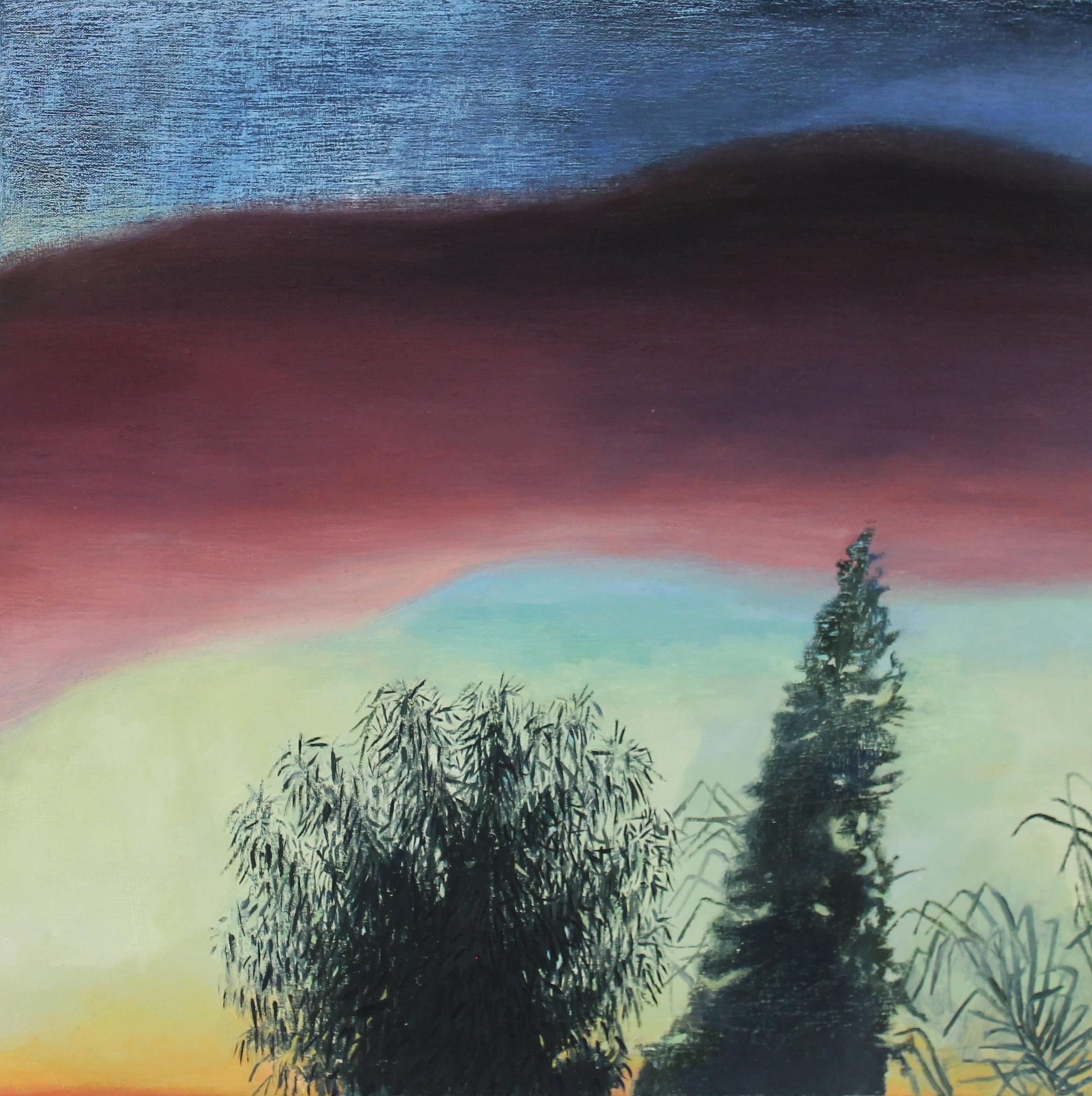 Dusk cloud