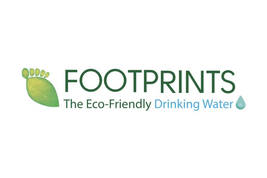 Footprints Water