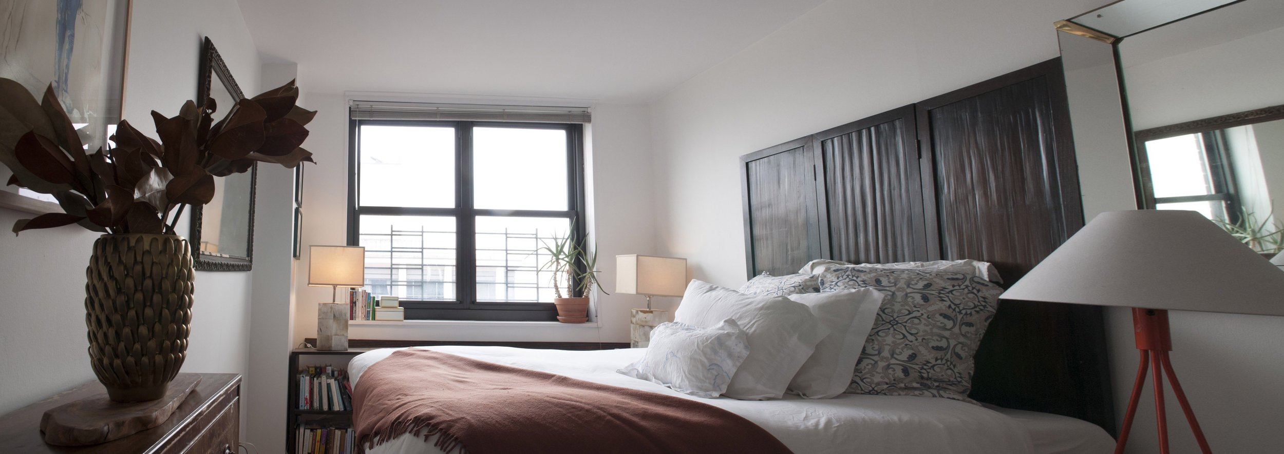 Interior Design : Lenox Hill NYC : Bedroom