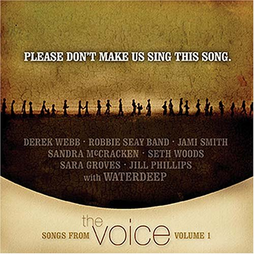 Songs From The Voice Vol 1: Please Don't Make Us Sing This Song - Various ARtists