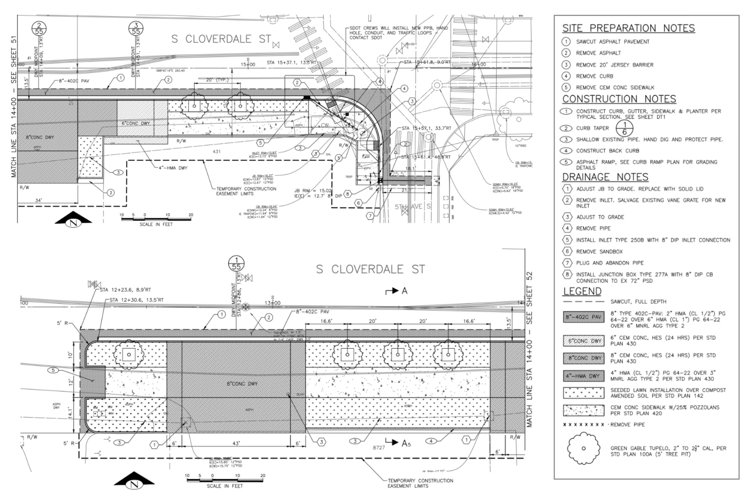 Construction Documents Summer 2019