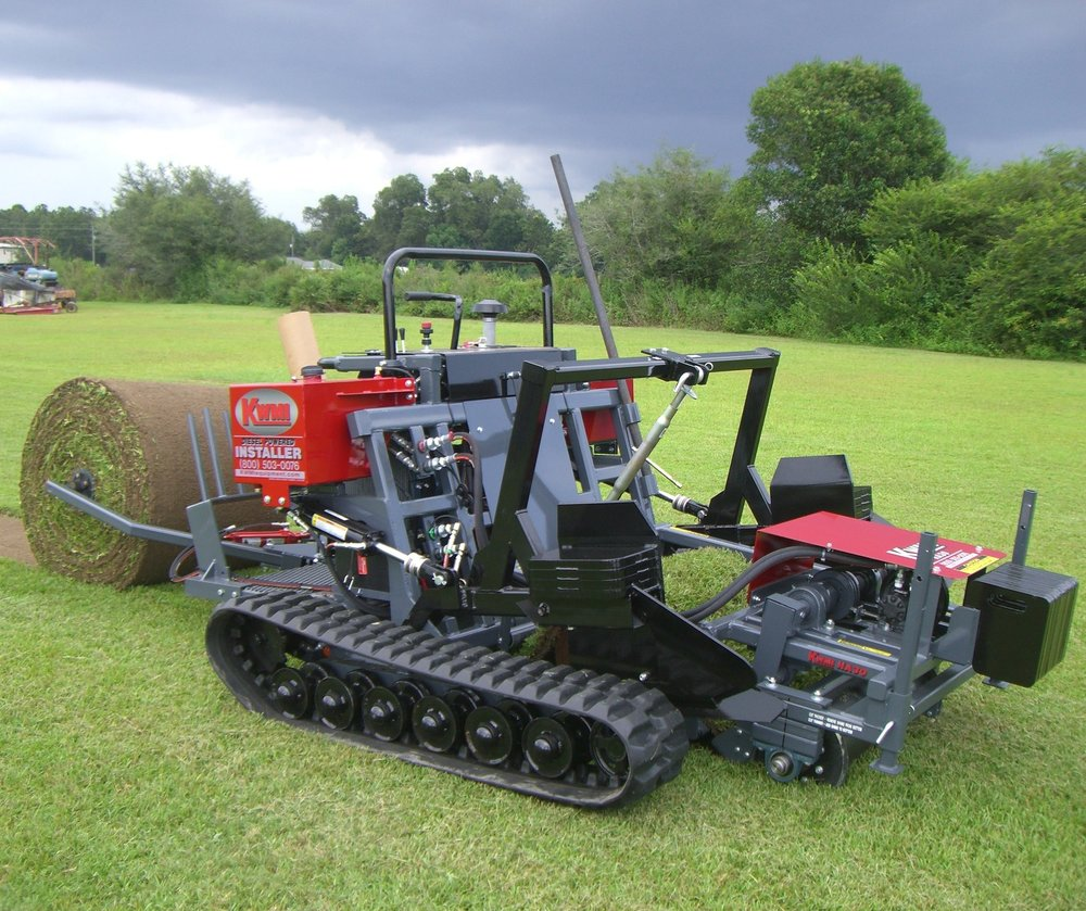 Implements — KWMI Turf and Sod Equipment
