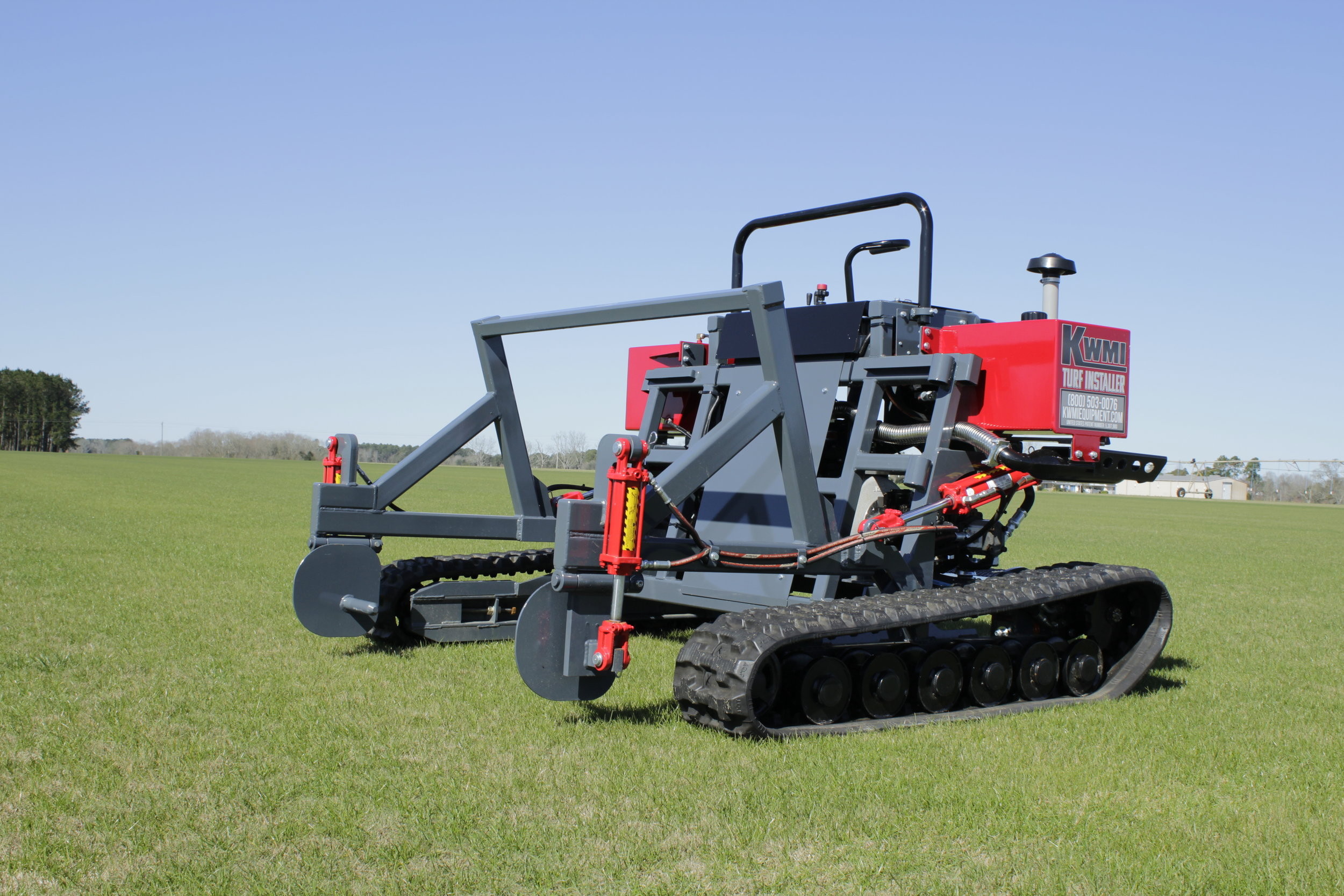 Track Installer with Quick Clamp