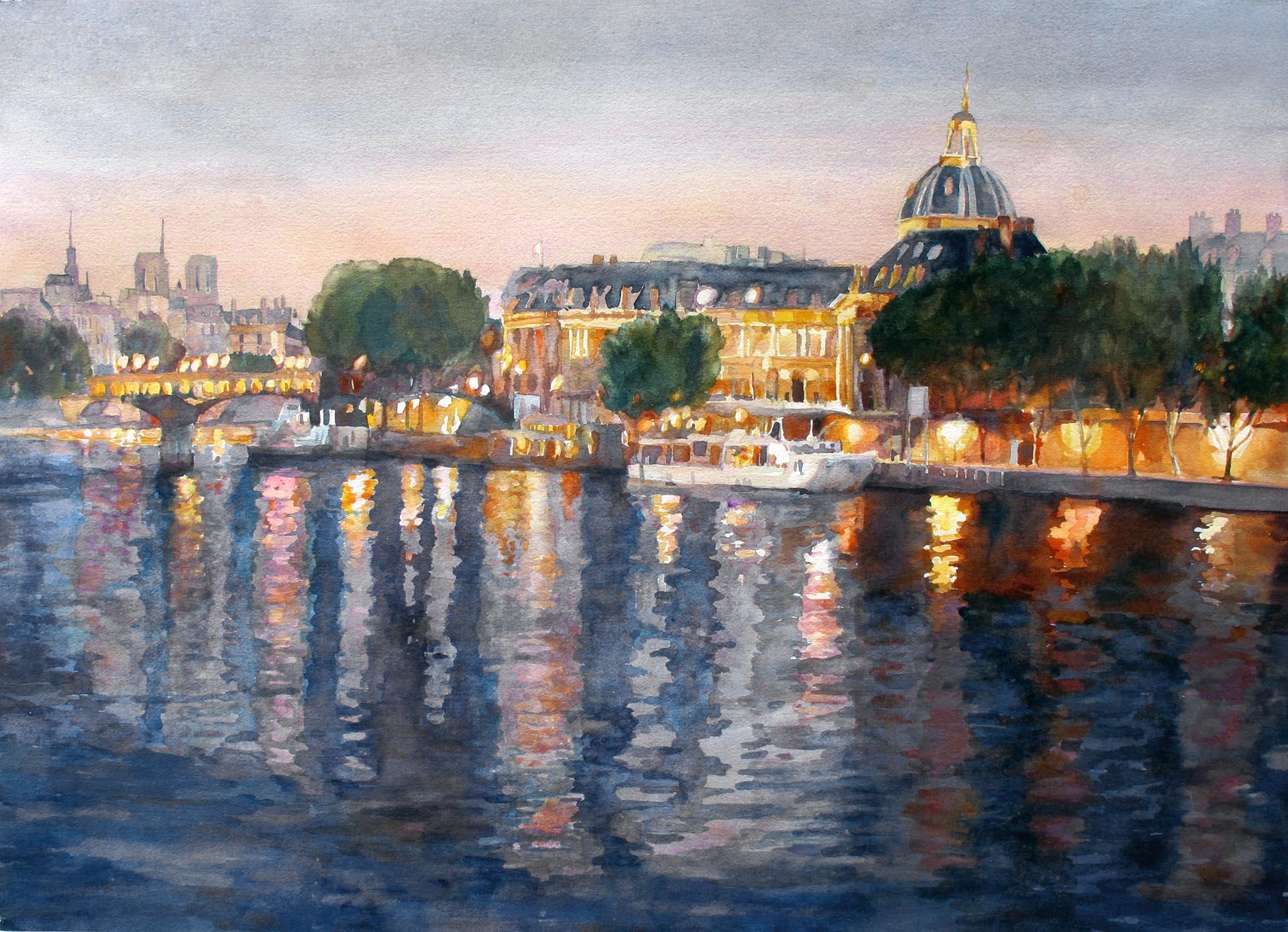 Pont des Arts - City of Lights