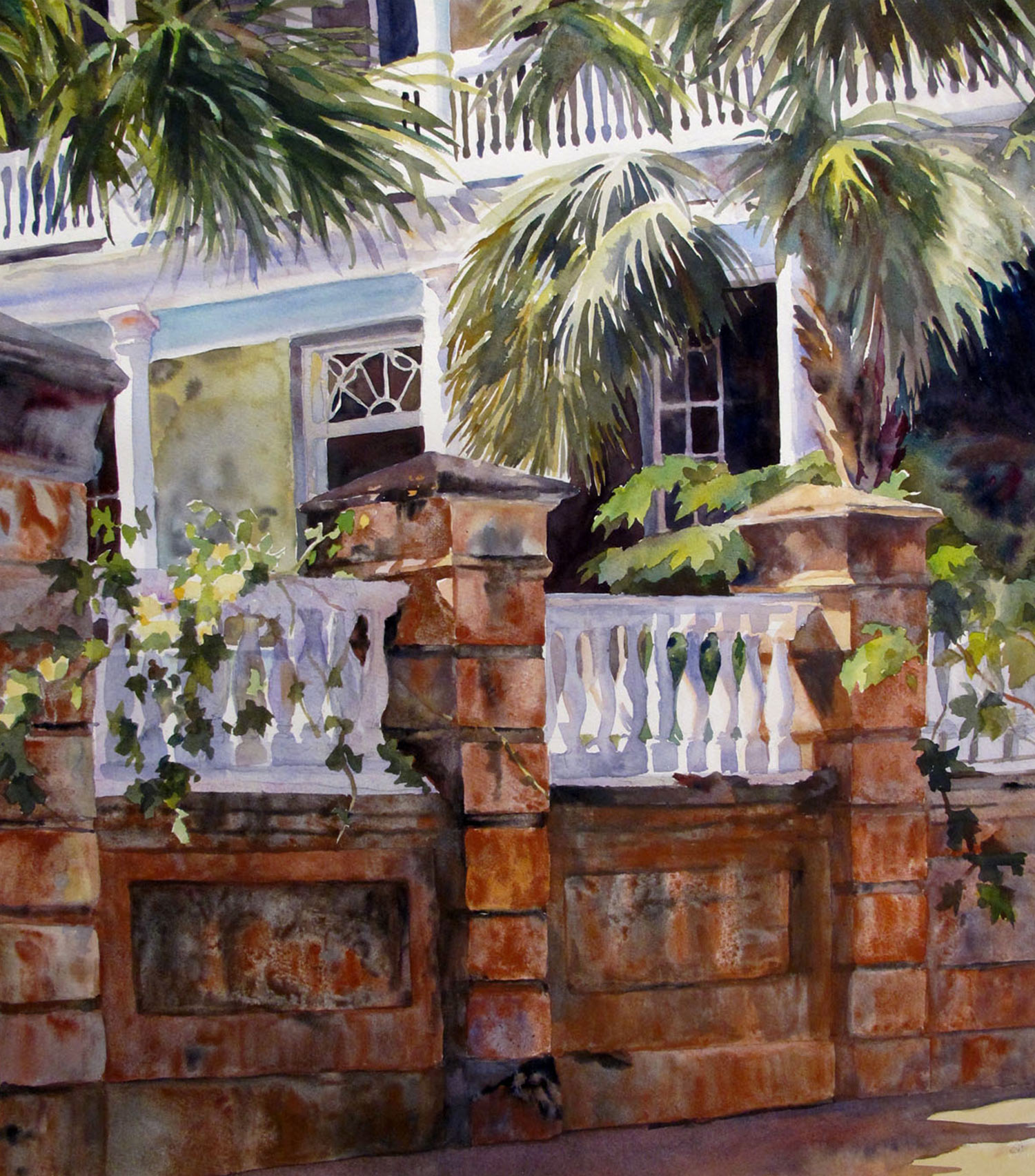 Charleston Palisade