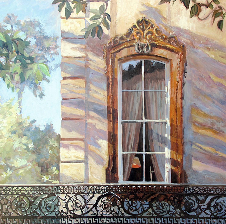 Bull Street Shadows, Savannah