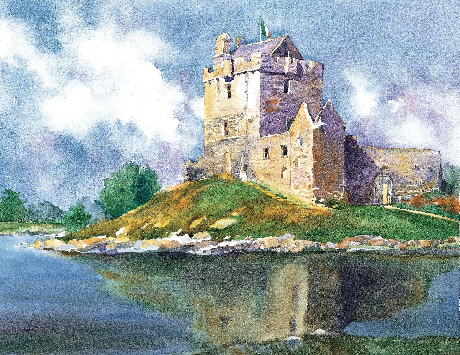 Dunguaire Castle, Munster