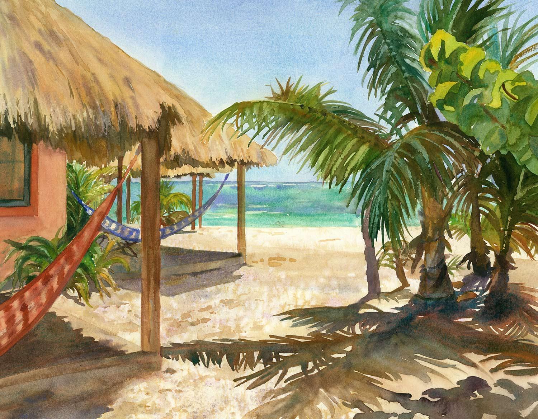 Mayan Beach Garden, Mahahuai