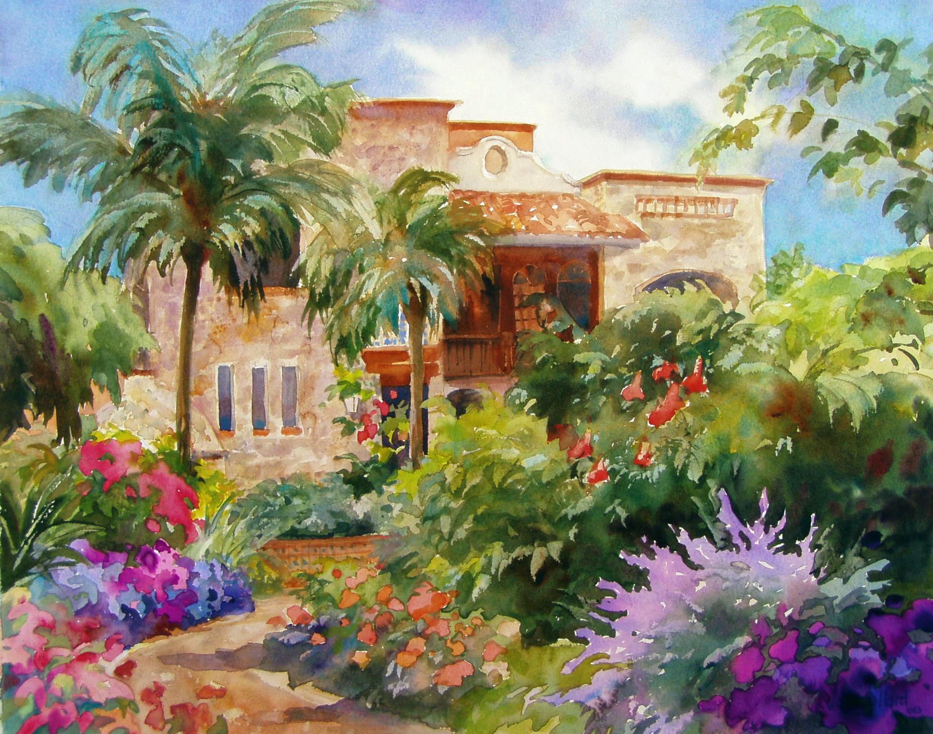 Casa de las Flores, Tlaquepaque
