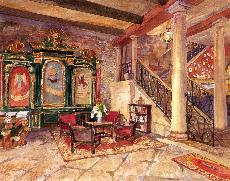 La Residencia, Hotel Pampinot