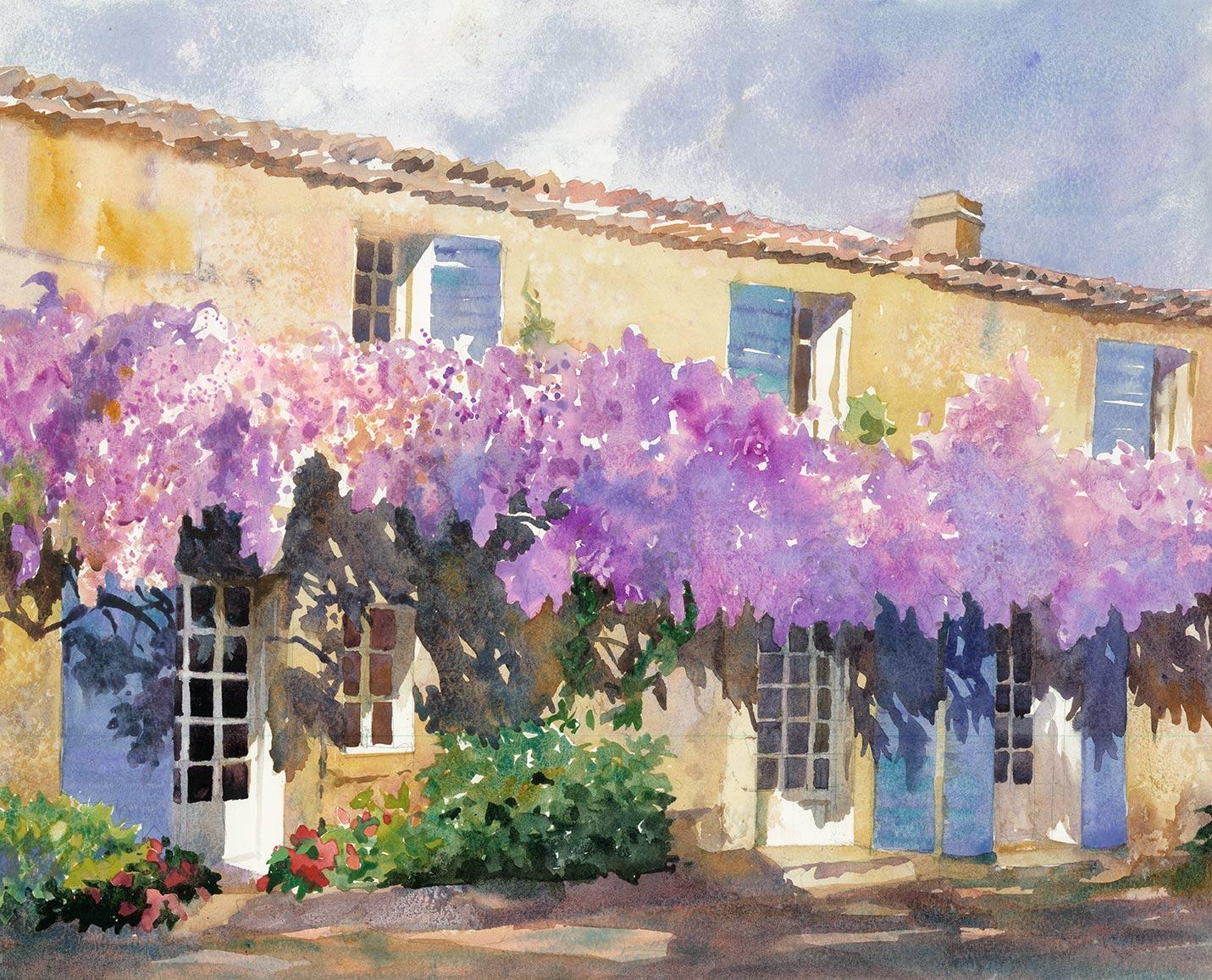 Maison le Paradou Provence