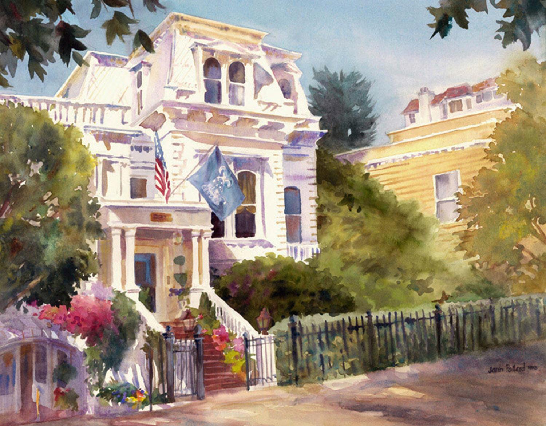 Sherman House, San Francisco
