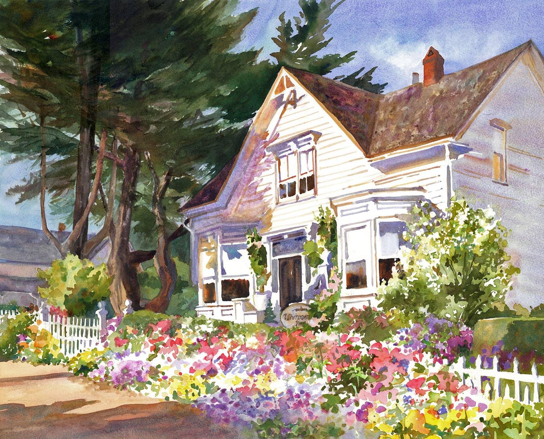 Whitegate Inn, California