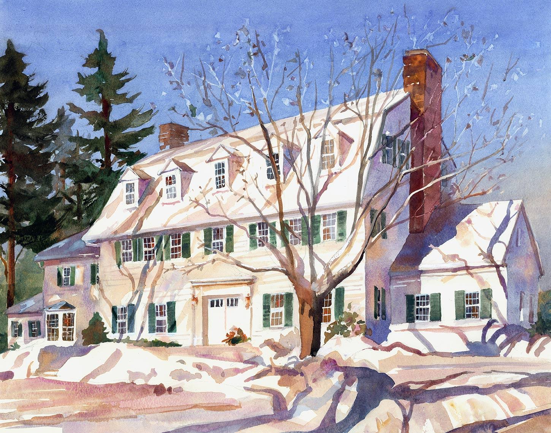Adair, New England