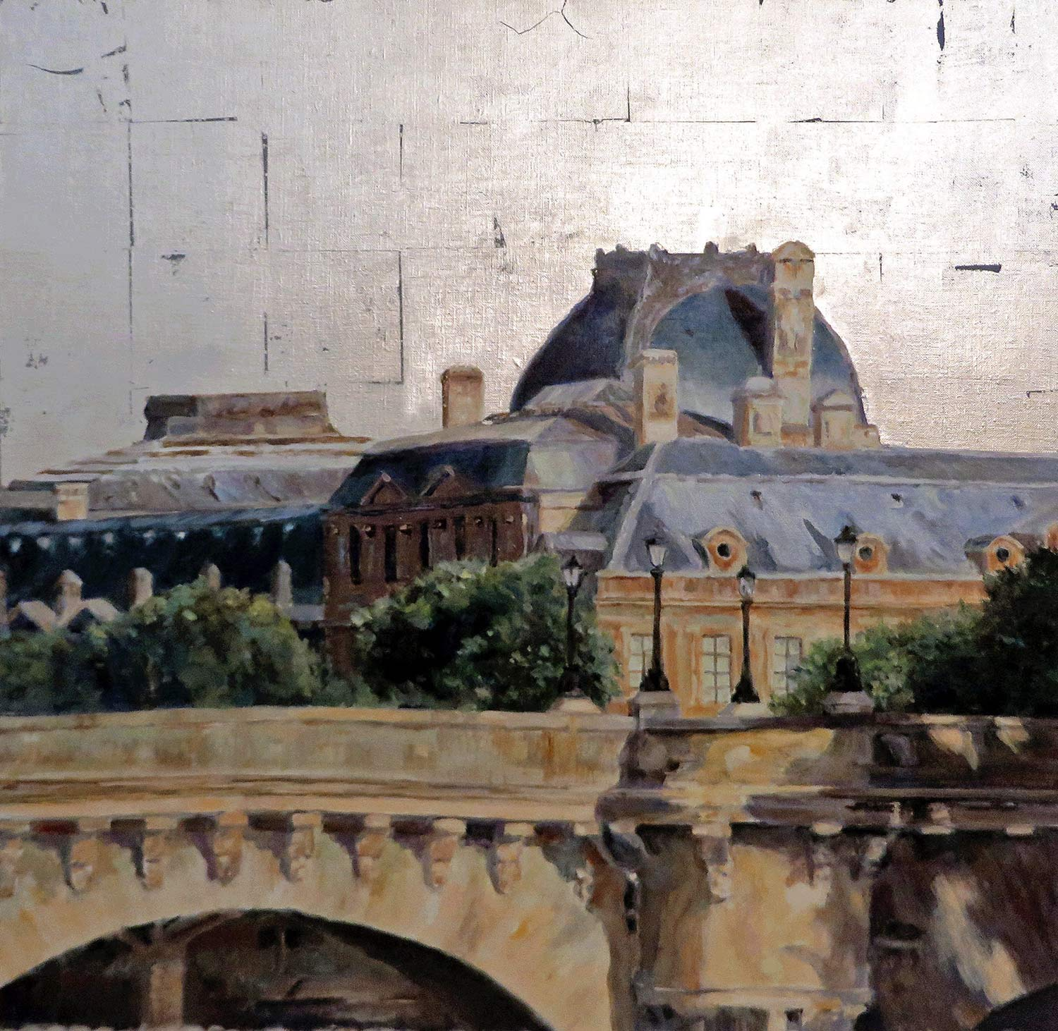 Pont Neuf & Louvre
