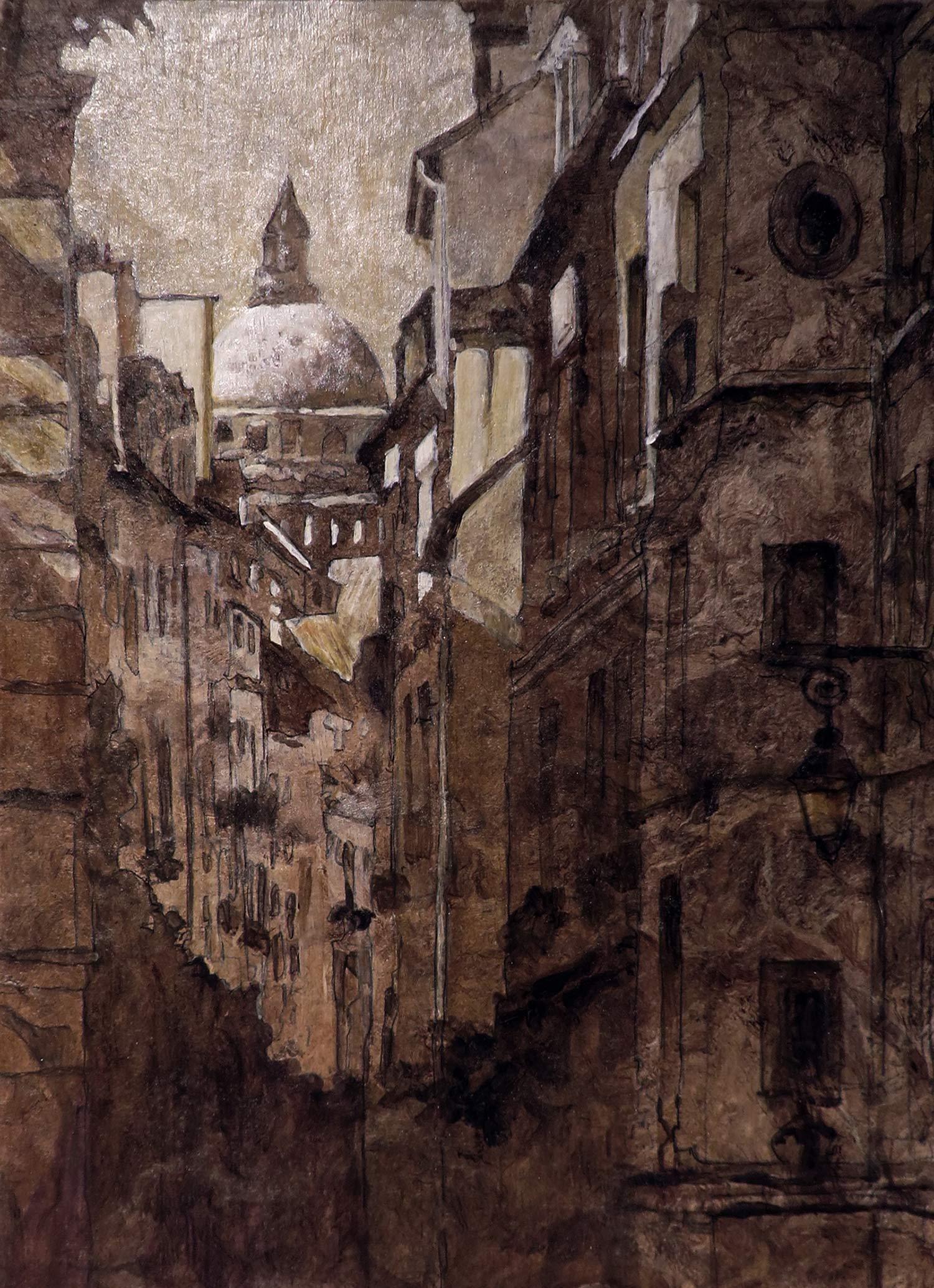 Paris Street Shadows