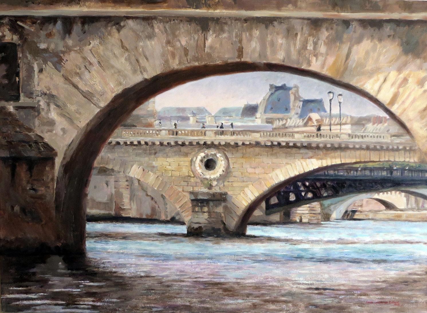 Six Bridges on the Seine