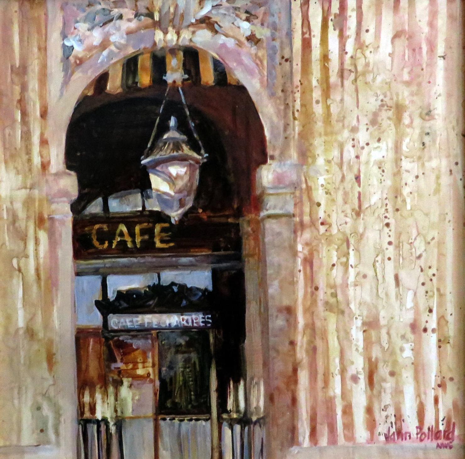 Study for Paris Café
