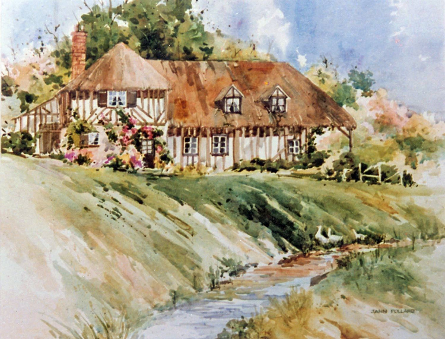 Normandy Country House