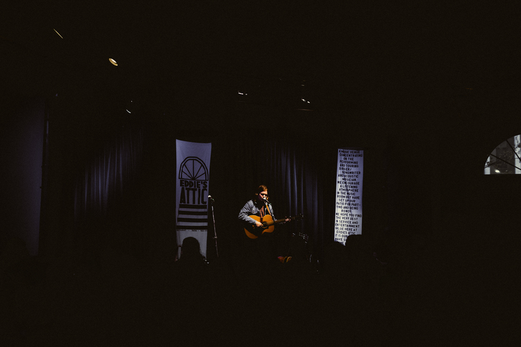 5th & 6th capacity show at the Attic. Always a pleasure playing for the kind folks of Decatur.