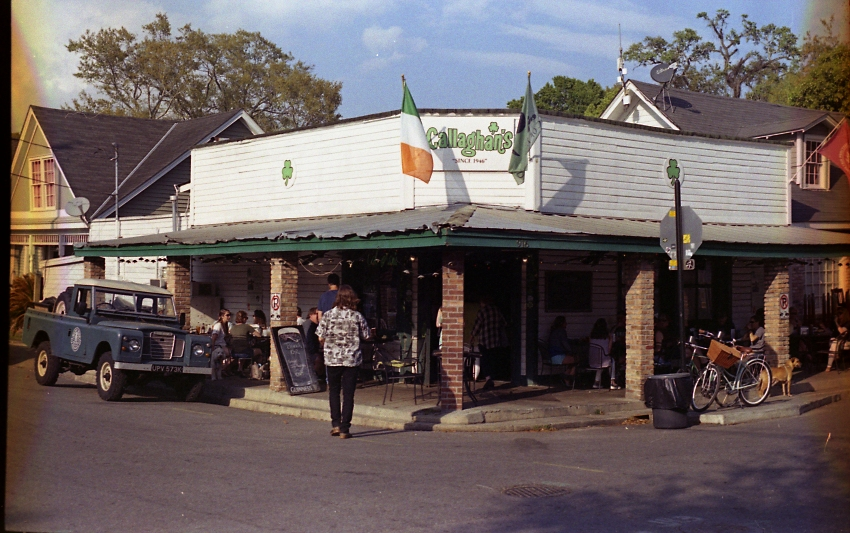 One of the best damn venues in the world. Callaghan's Irish Social Club.