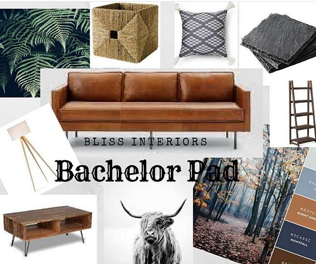Cooler mornings and football sundays have us thinking about creating some Bachelor pad vibes....who's ready?! #allaboutthebliss #footballseason #bachelorpad #mancave #homedecor #homeinspo #interiorandhome #rustic #modern #rennovation #redecorate