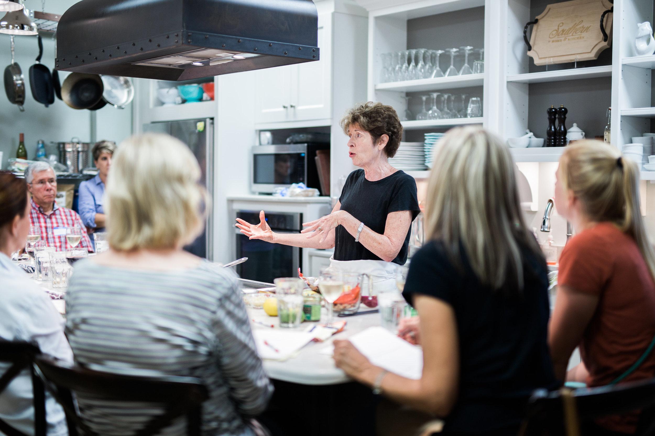Cooking Class FAQ -