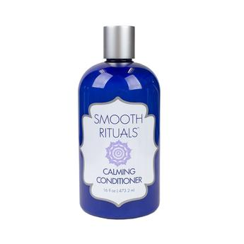 Smooth Rituals Calming Conditioner $40 |Prolongs the results of your non-toxic keratin treatment by sealing and repairing the cuticle with Keratin and L-Cysteine.