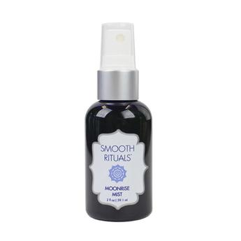 Smooth Rituals Moonrise Mist $60 |Stimulates new hair growth. Prevents breakage and strengthens the hair follicle. Adds thickness and fullness to hair strands. Enhances the scalp environment to promote healthy hair growth.