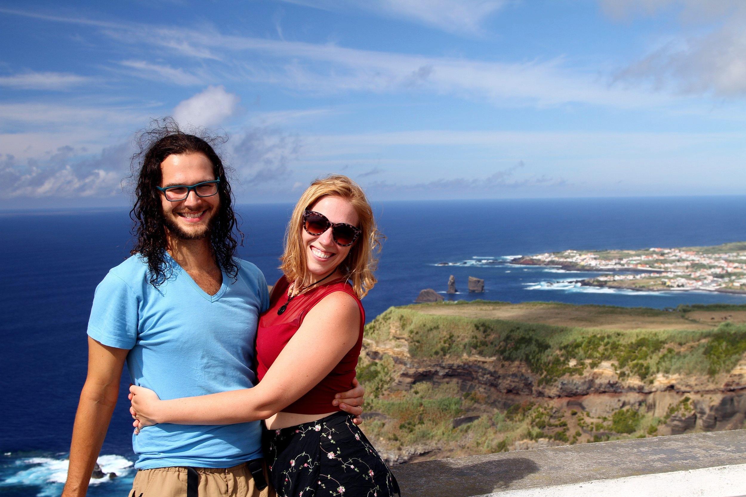 Honeymoon in the Azores -