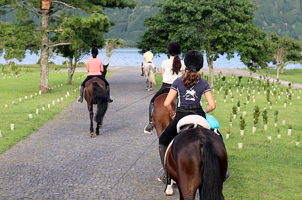 Horse Riding, Sete Cidades..