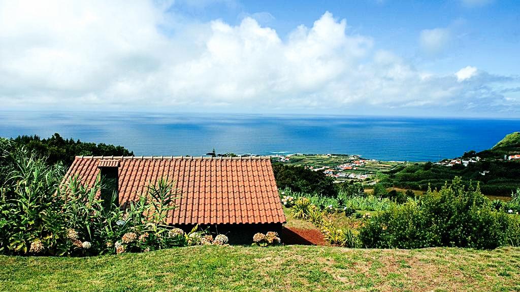 View from Casa da Lomba..