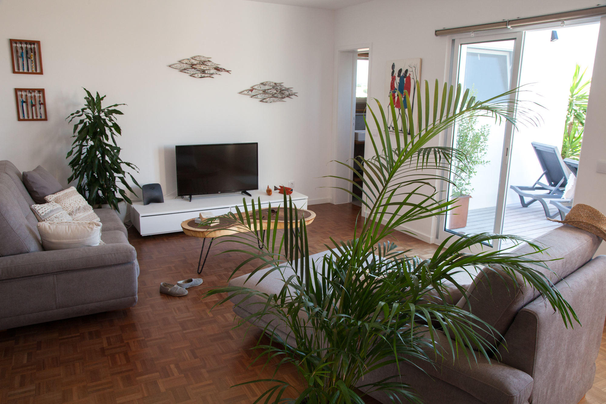 Azores Accommodation Villa Terra Living room - Azores Connections.jpg