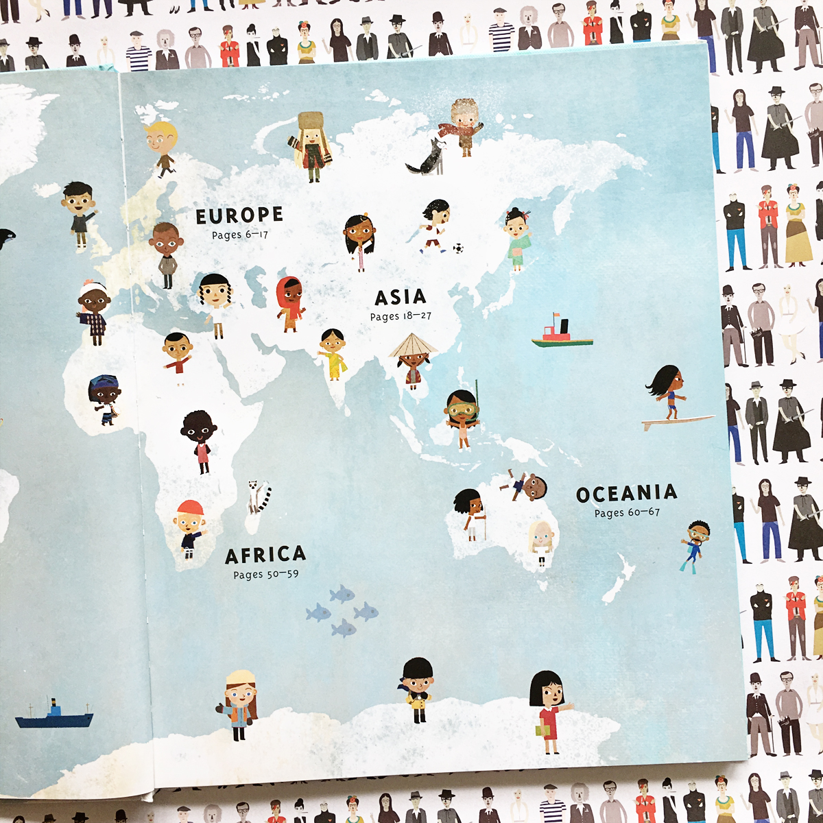 The Hello Atlas | Books For Diversity