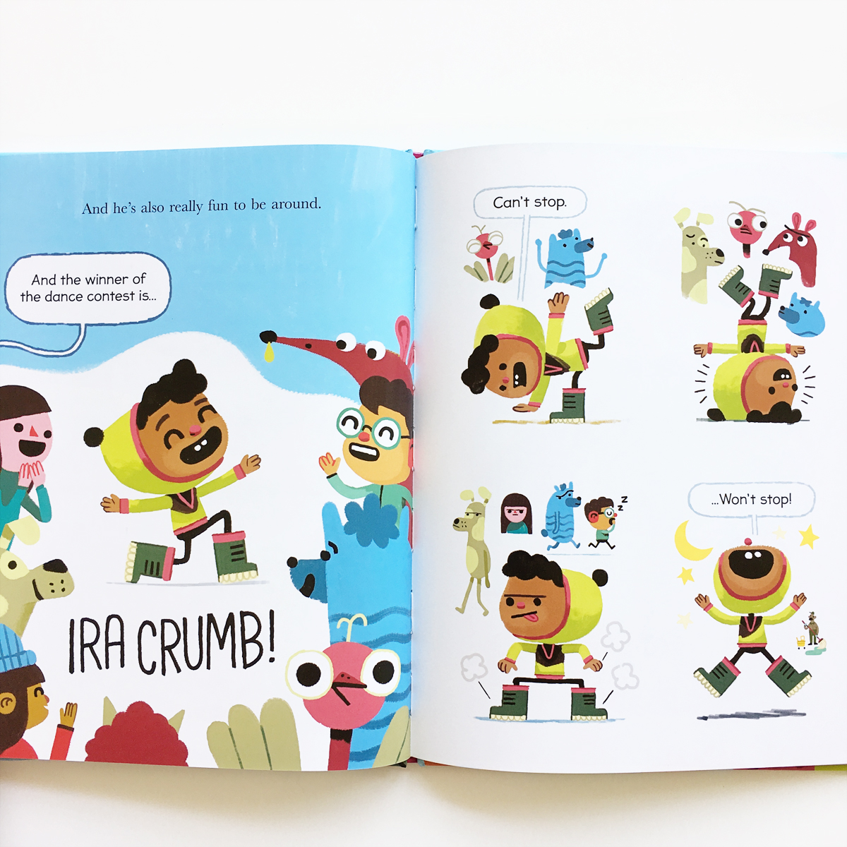 Ira Crumb Makes a Pretty Good Friend | Books For Diversity