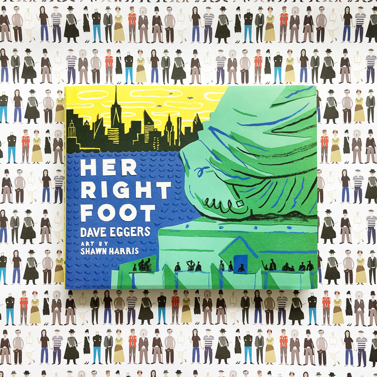 Her Right Foot | Books For Diversity