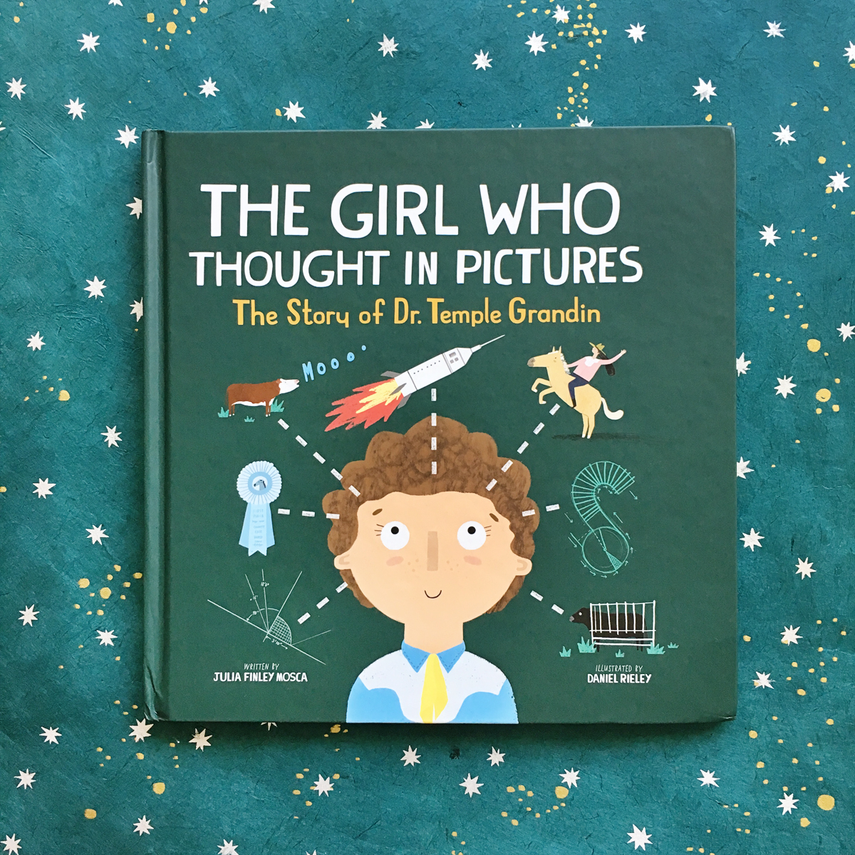 The Girl Who Thought in Pictures: The Story of Temple Grandin | Books For Diversity