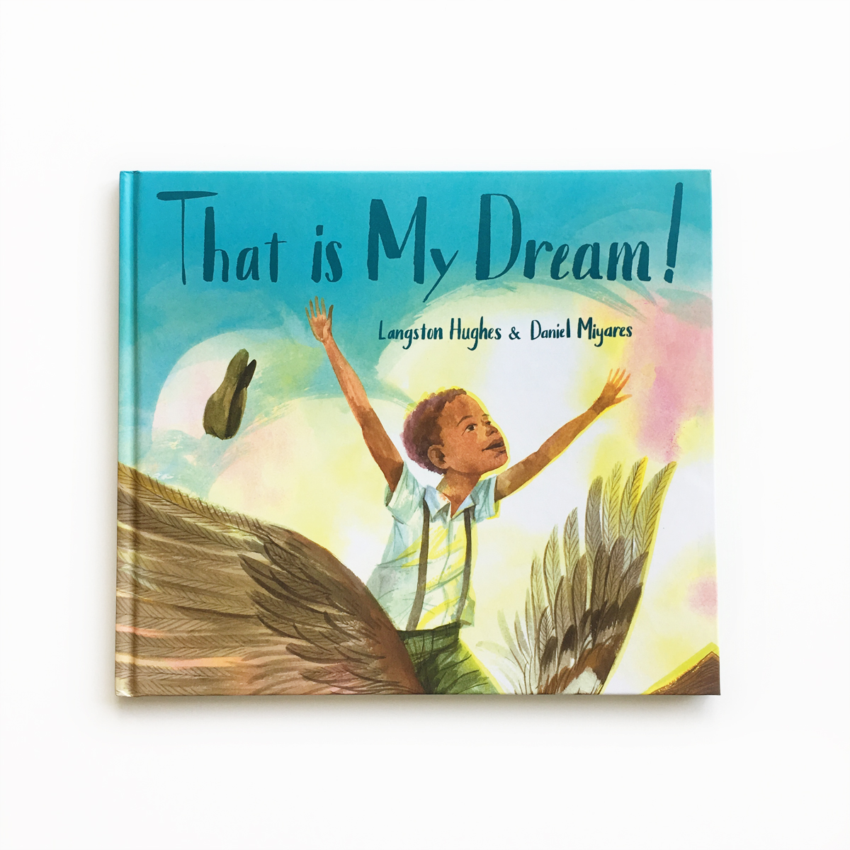 That Is My Dream! | Books For Diversity